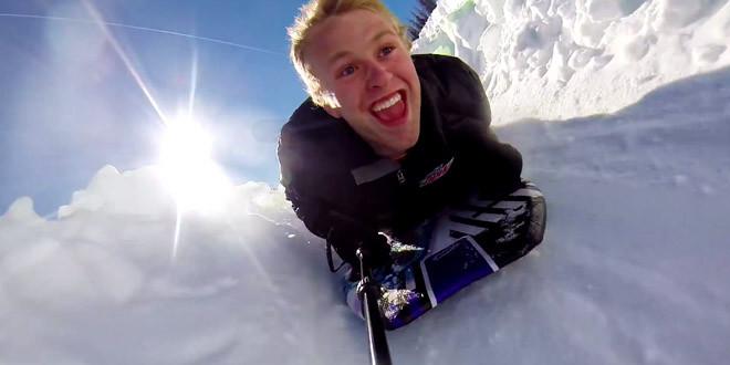 snowlercosting neige luge