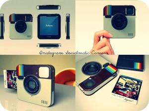 socialmatic polaroid instagram appareil photo