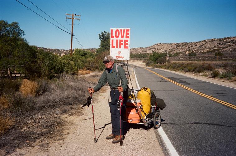 steve fugate etats unis marche love life
