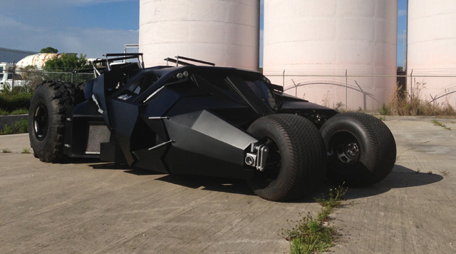 replique tumbler batman christian bale a vendre