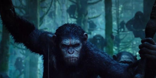 teaser la planete des singes l'affrontement