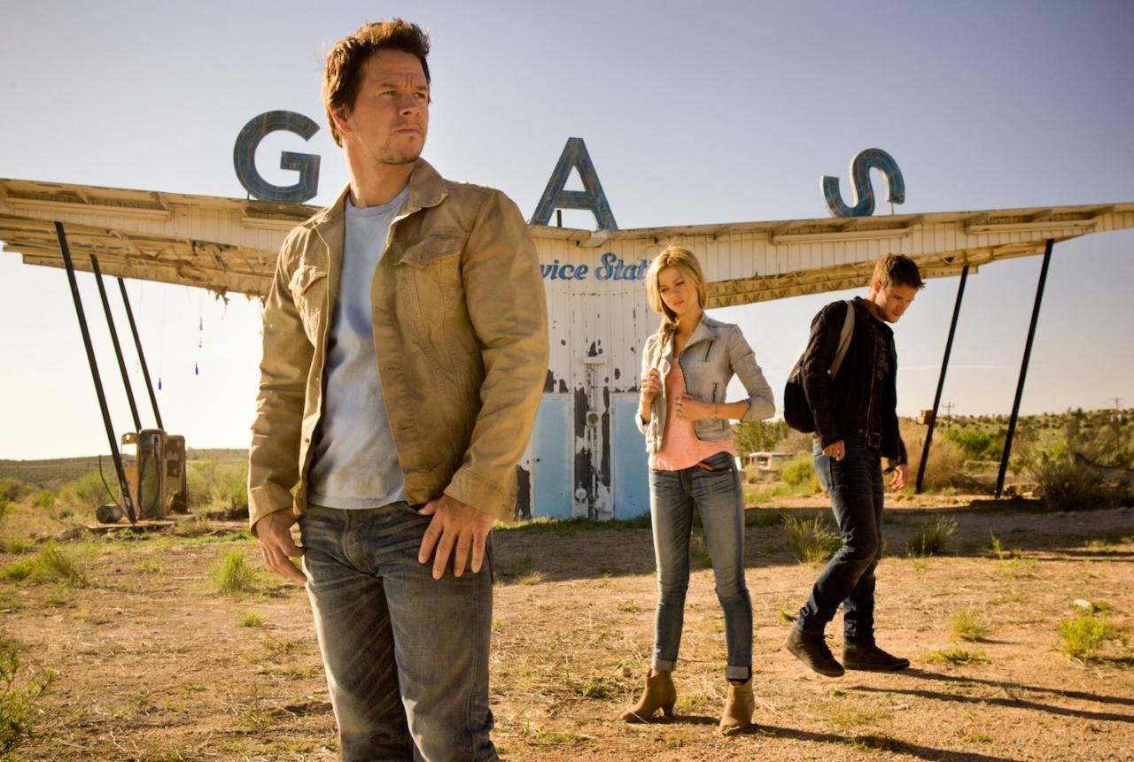 Mark Wahlber est le nouveau héro du film Transformers, l'âge de l'extinction