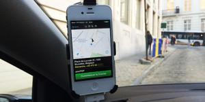 uber appli mobile taxi