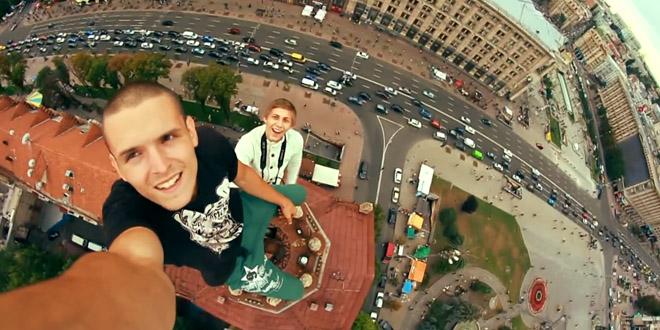 ukrainien mustang go pro