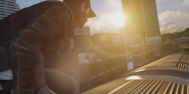 watch dogs jeu video graphisme