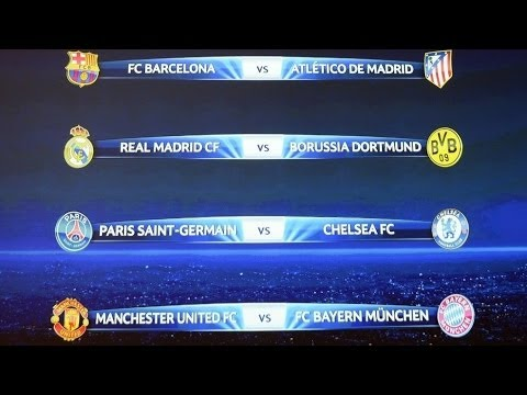 groupes de la Champions League
