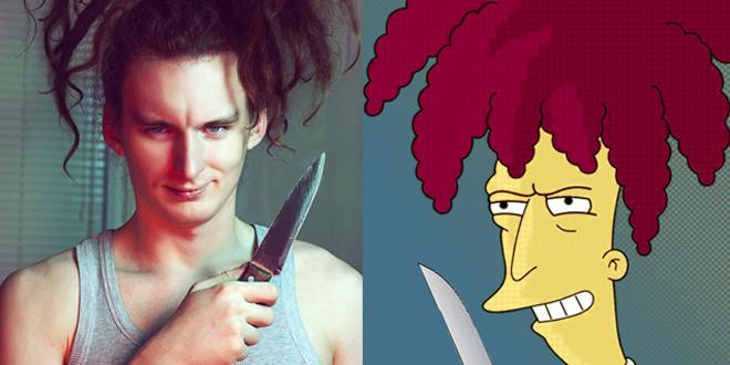 16 personnes ressemblent aux personnages des Simpsons !