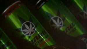 soda a base de cannabis