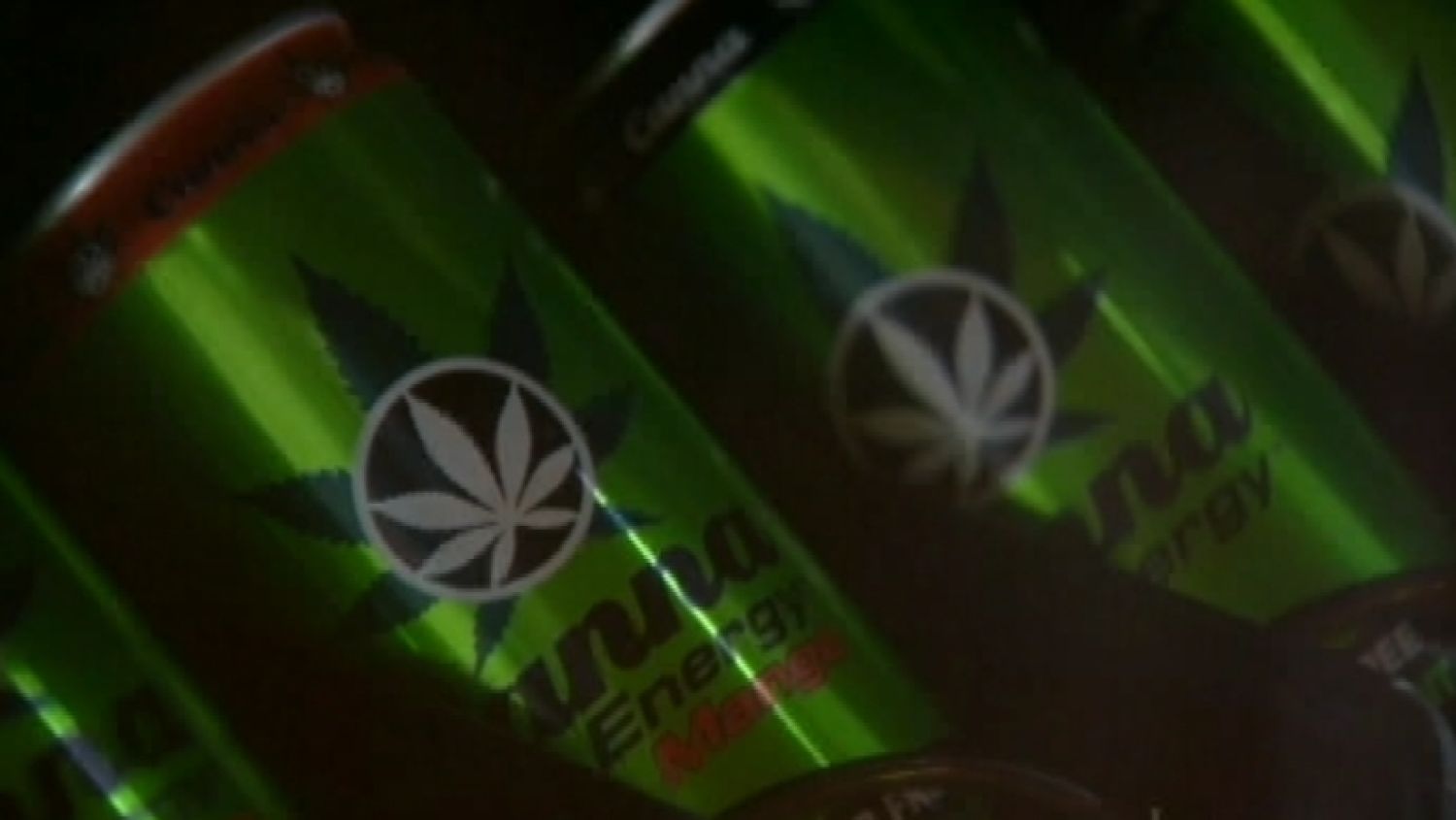 soda a base de cannabis