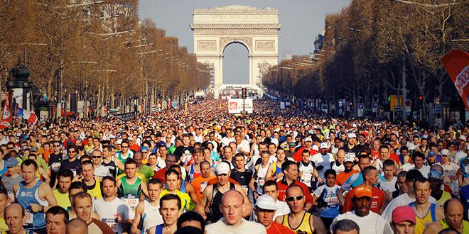 38 eme edition marathon paris 2014