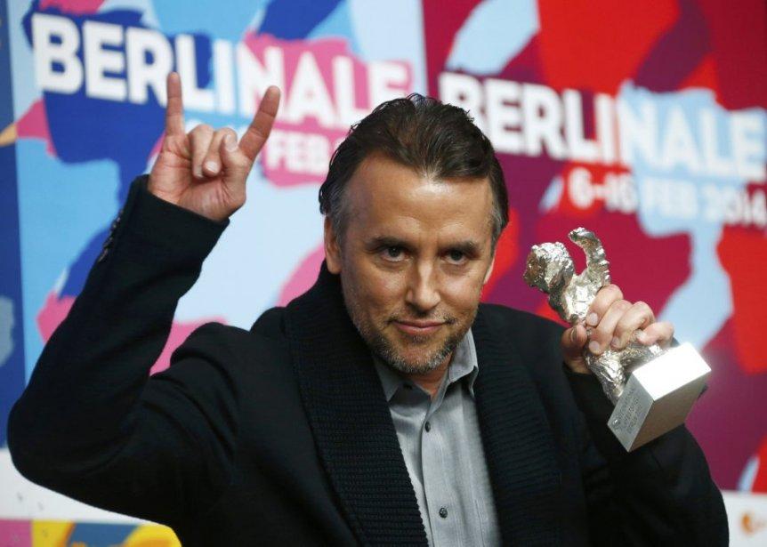 le réalisateur du film récompensé