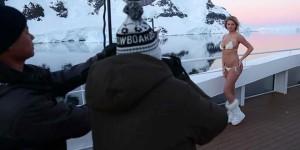 Antarctique kate upton