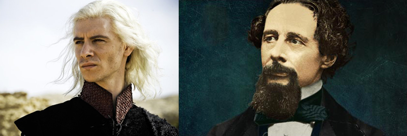 la famille Dickens