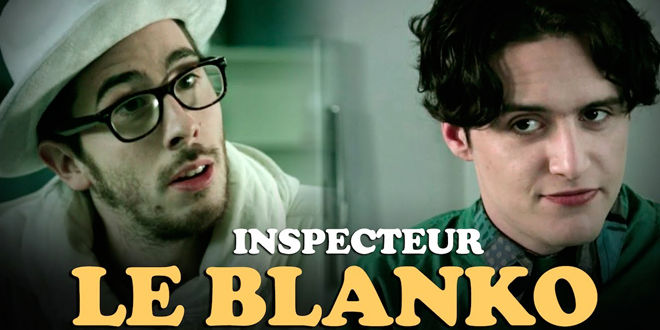 Inspecteur Le Blanko contre Hugo Tout seul !