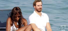 Michael Fassbender et Naomi Campbell seraient en couple