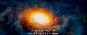 lucy comprendra l'univers