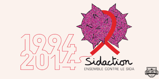 Sidaction cover