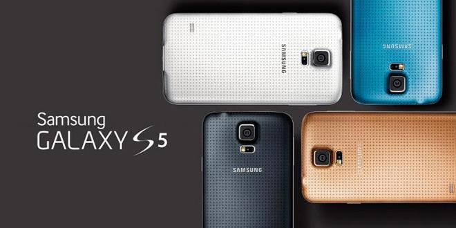 Sortie du nouveau smartphone Samsung Galaxy S5