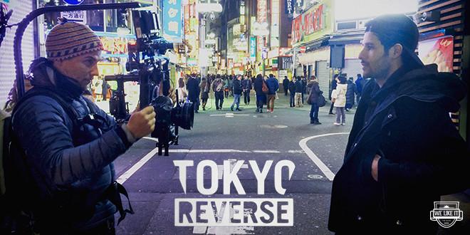 Tokyo reverse cover