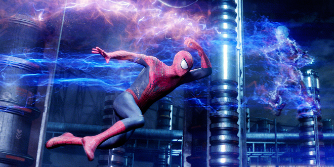 The Amazing Spiderman 2 sort aujourd'hui
