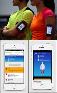 iphone coach sportif et santé