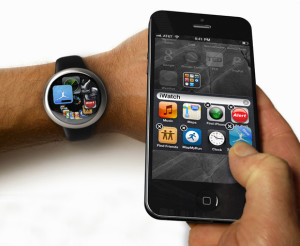 iwatch et iphone 6