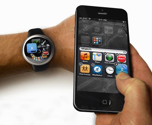 iwatch et iphone 6