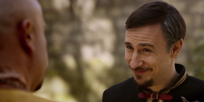 les insultes game of thrones golden moustache