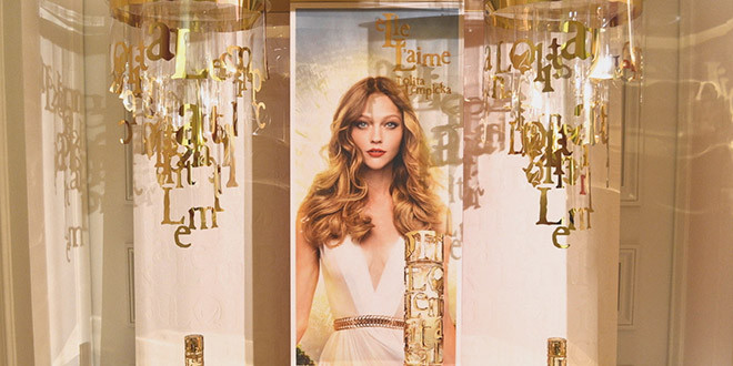 lolita lempicka elle l'aime parfum pub