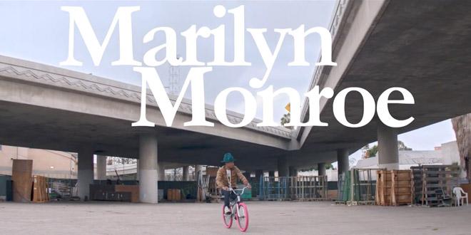 marilyn monroe clip pharrell