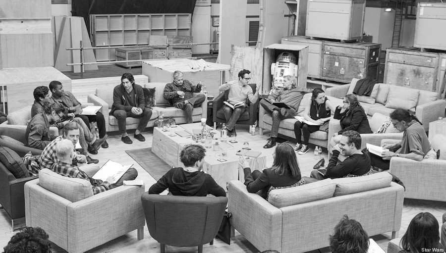 casting star wars
