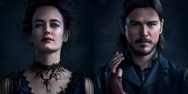 penny dreadful eva green josh hartnett