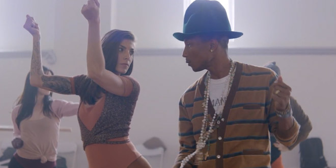 pharrell williams clip