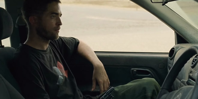 robert pattinson the rover film