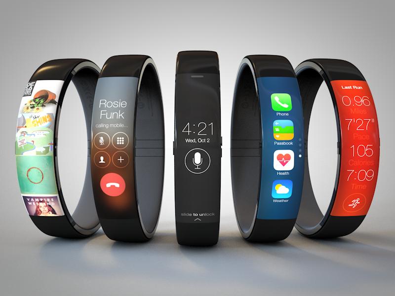 concept art du prochain iphone