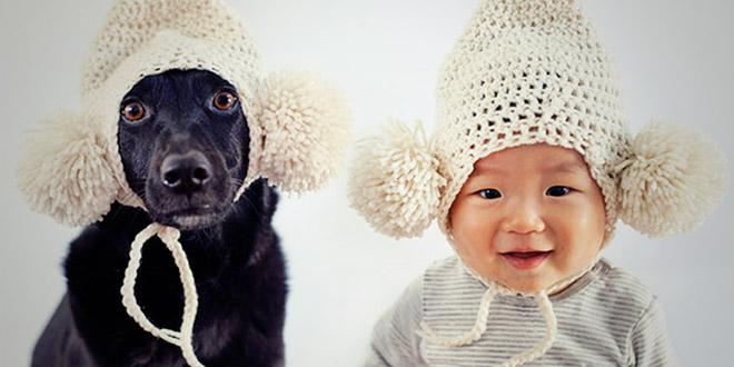 zoey and jasper chien et enfant