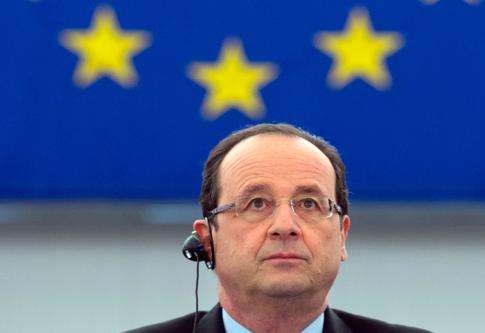 françois hollande europe