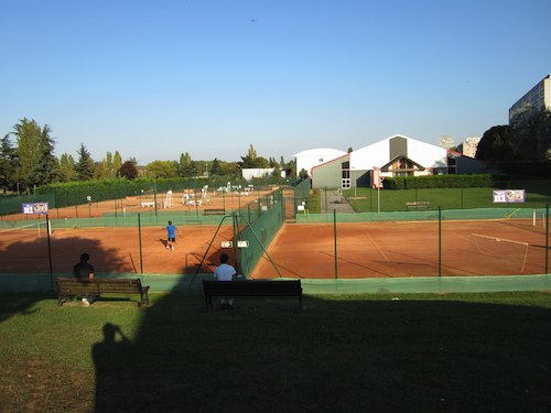 tennis club sarcelles
