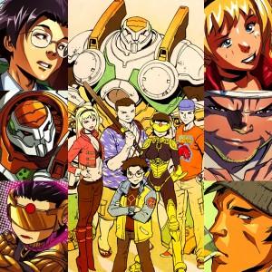 équipe big hero 6