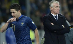 didier deschamps samir nasri