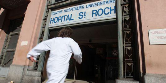 hopital saint roch nice
