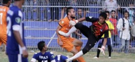 Akli Fairouz accident match foot mort