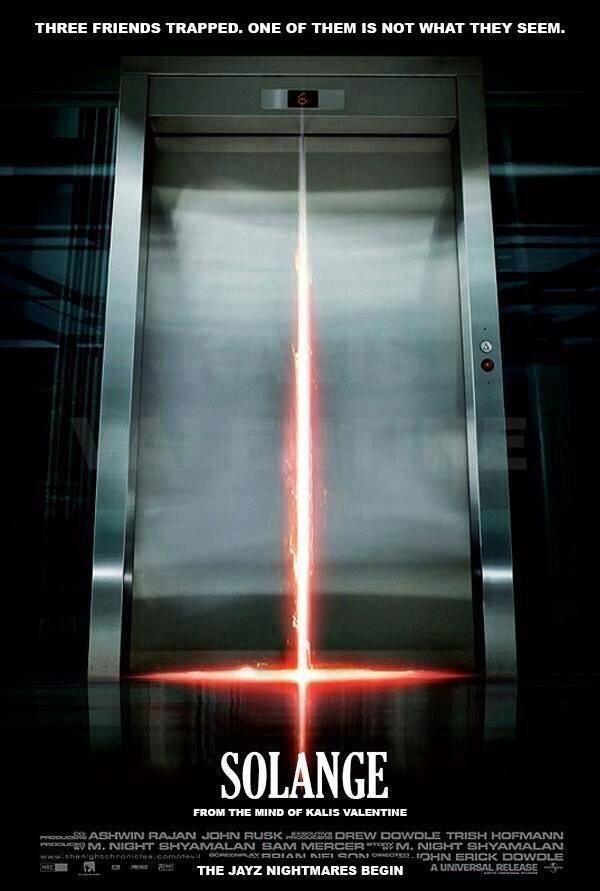 solange ascenseur
