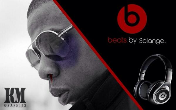 beats by solange