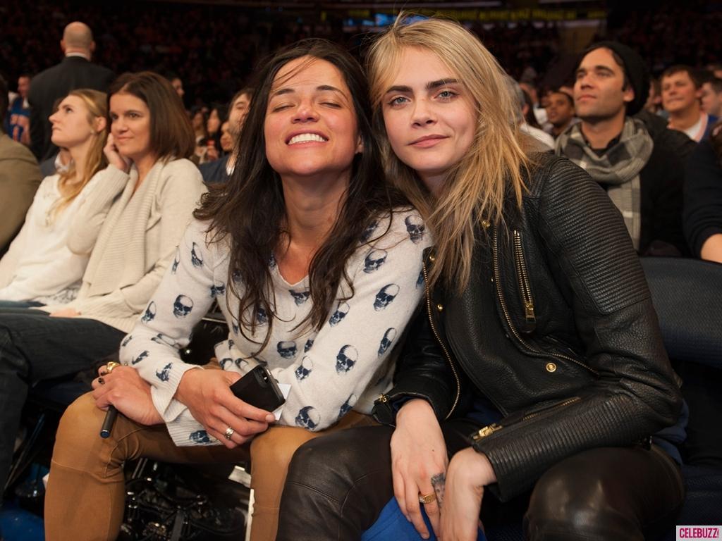 Cara Delevingne et Michelle Rodriguez