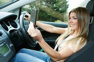 Driving-Selfie
