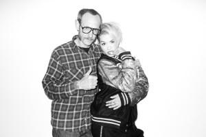Rita Ora et Terry Richardson