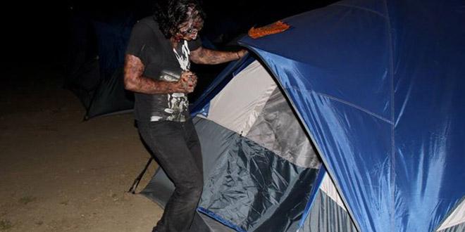camping nuit digne d'un film d'horreur