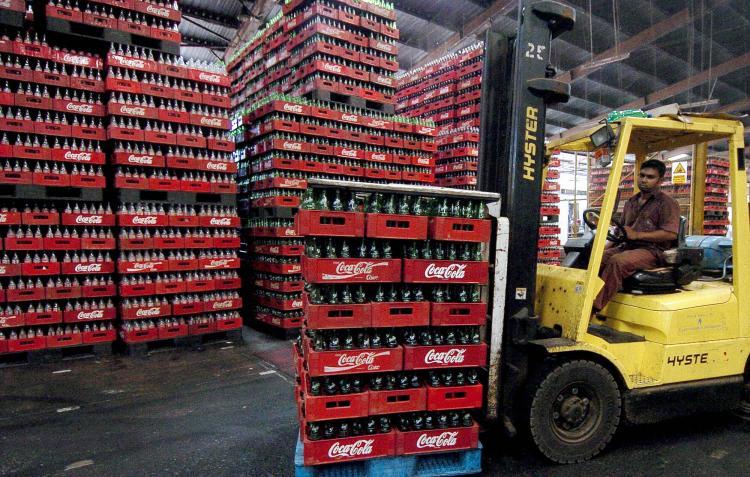 usine coca cola