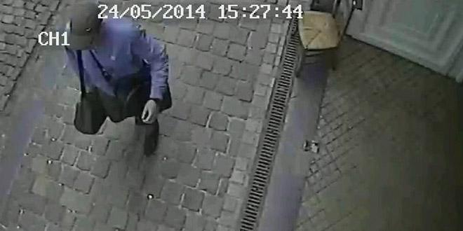 fusillade bruxelles homme recherche suspect